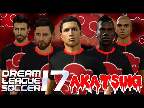 Cara Instal Dream League Soccer Mod Akatsuki   Hack Unlimited Coins   Tutorial Android Indonesia