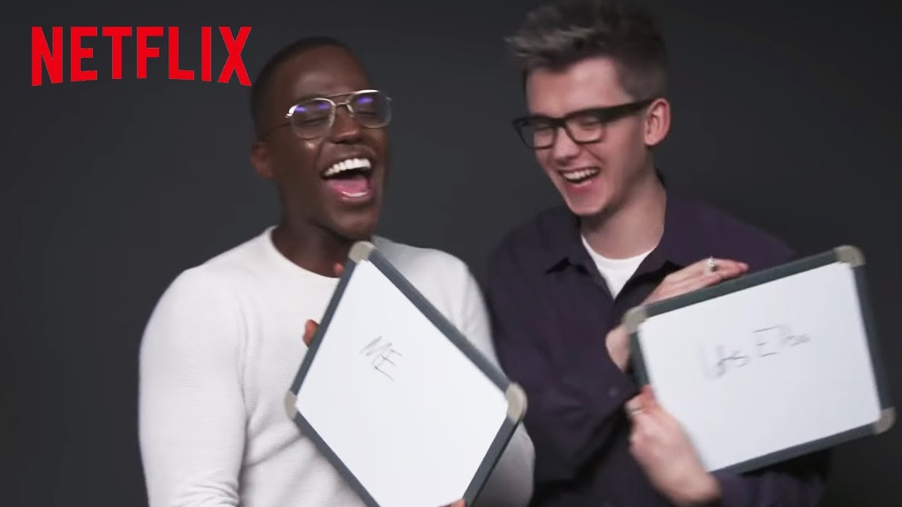 Asa and Ncuti Go Head-To-Head In The Best Friends Challenge! | Sex Education | Netflix