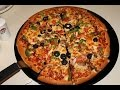 طريقة عمل البيتزا أسهل طريقه لعمل البيتزا في المنزل - pizza hut فيديو من يوتيوب