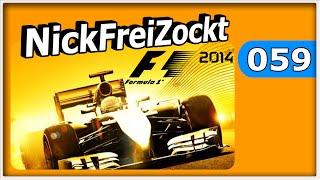 F1 2014 Karriere #059 - Spanien Rennen - Let