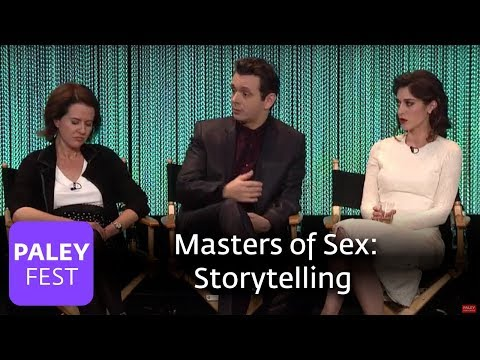 Masters of Sex  Michael Sheen, Lizzy Caplan on the Great Storytelling that TV Offers