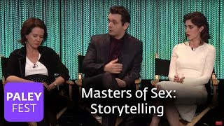 masters of sex   michael sheen lizzy caplan on the great storytelling that tv offers