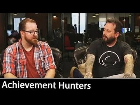 'Achievement Hunters': Geoff Ramsey & Jack Pattillo (Interview) | October 2016