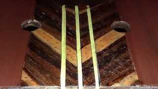 Silvertone 4569 - Veneer Matching Techniques