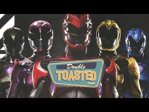 POWER RANGERS 2017 MOVIE REVIEW - Double Toasted Review