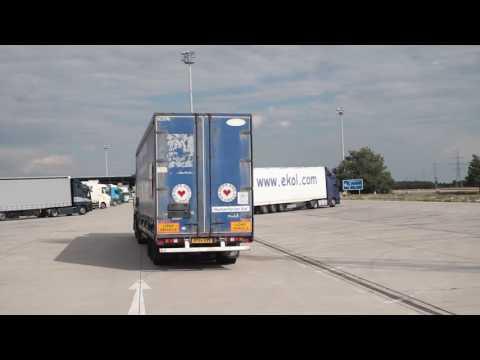 EU Refugee Crisis Aid Convoy Day 3