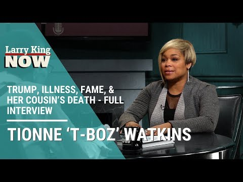 Tionne 'T-Boz' Watkins On Trump, Illness, Fame, & Her Cousin's Death