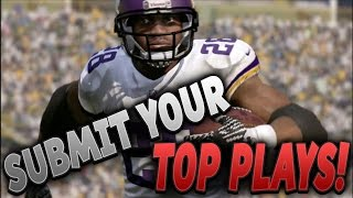 top madden plays   submit your top plays   madden gameplay