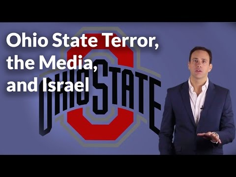 Ohio State Terror, The Media, and Israel