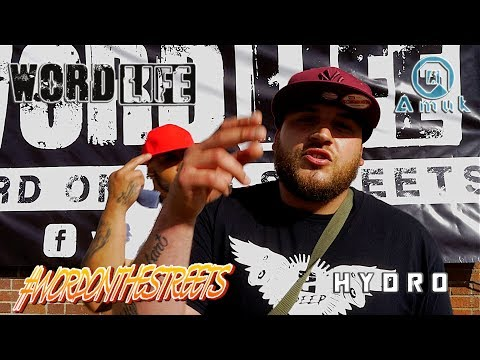 Hydro (2Deep) - Word On The Streets | Series1 Ep18 | #AMUK #WordLife