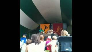 Amazing Indian music at the 2010 Edmonton Folk Music Festival