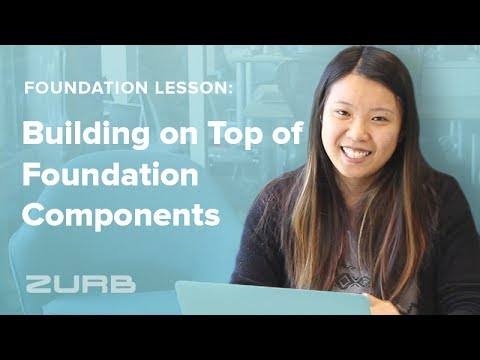 Foundation CSS Tutorial Series | Ep. 5: Building on Top of Foundation's Components thumbnail