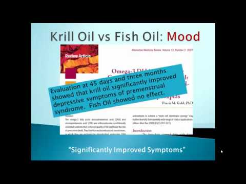 Red whale krill oil krill oil vs fish oil youtube for Is krill oil the same as fish oil