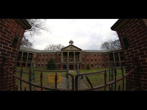 UE - Exploring Abandoned Military Hospital