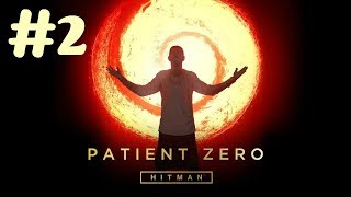 """""""Hitman: Patient Zero DLC"""" Walkthrough (Silent Assassin), Mission 2 - The Author (Sapienza)"""