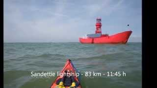 NORTHSEAKAYAK - The North Sea Crossing
