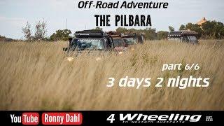 Off-Road Adventure The Pilbara 6/6