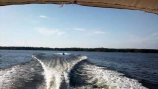 Speedboat jump 2