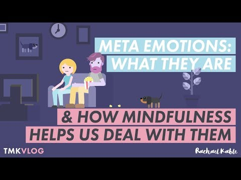 Meta Emotions: What They Are and How Mindfulness Helps Us Deal with Them