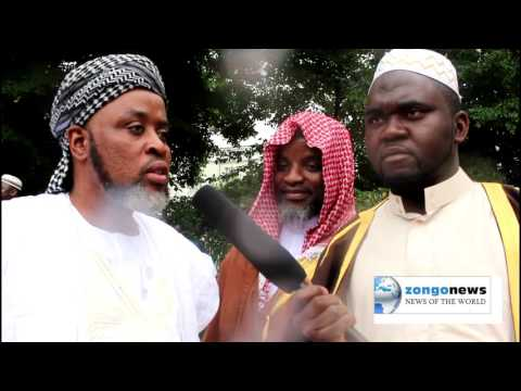 ZongoNews TV : Greetings from Germany- Africa Muslims celebration of Eid fitr 2015 in Hamburg