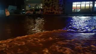 Комсомольск на Амуре после дождя.