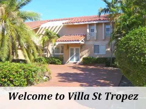 Villa St Tropez-Miami Vacation Rentals-Luxury Villa in Miami Beach-786 664-8019