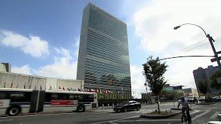 В ООН крайне обеспокоены действиями Вашингтона в связи с невыдачей россиянам американских виз.