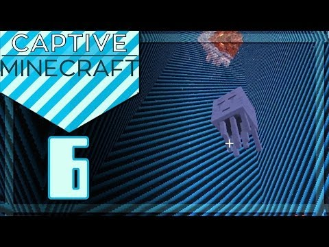 Captive Minecraft - Ep. 6 - It's Following Me!