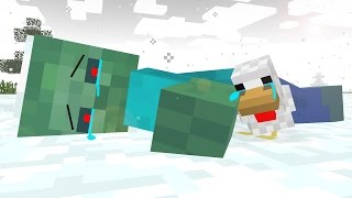 Zombie Life 3 - Craftronix Minecraft Animation