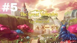 ROBLOX Egg Hunt 2018 The Great Yolktales #5: SUBZERO ICECREAM