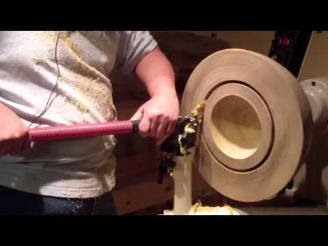 WGNC Demo: Bowl coring April 2013
