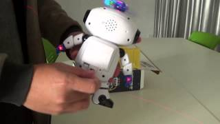 360° Rotation Dancing Electric Robot