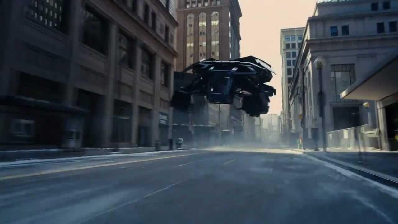 The Dark Knight Rises - Bomb Chase Scene (HD) IMAX - YouTube