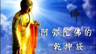 阿彌陀佛的乾坤袋  #淨宗法師