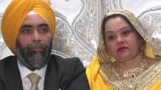 kulwant singh with gurmit kaur happy marriage anniversary 25years -italy