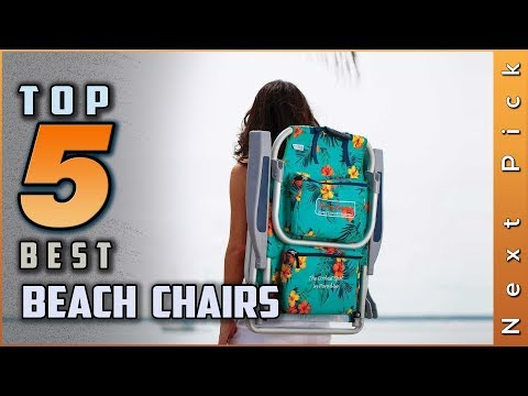 Top 5 Best Beach Chairs Review In 2020