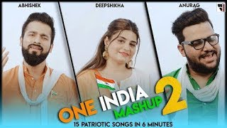One India Mashup 2 15 Patriotic Songs in 6 Min Acappella Mp3 Song Download