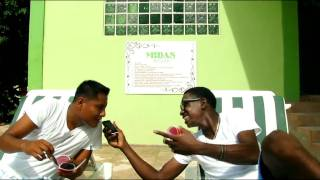 Static Vibe & Dino - School is out (summer flare riddim) RVM Films HD