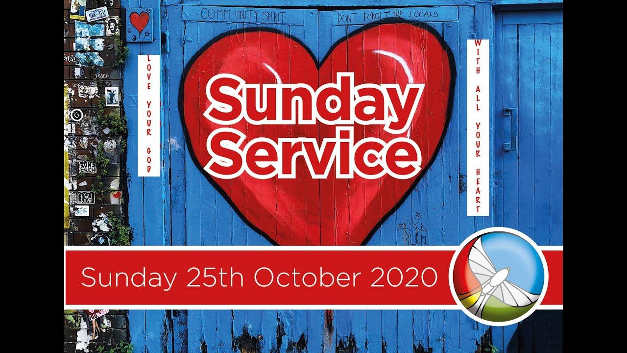 Sunday 25th October 2020