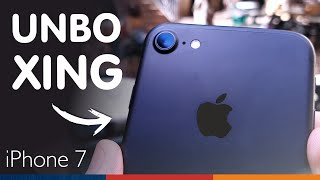 UNBOXING PROFUNDO DEL iPHONE 7