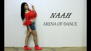Naah | Harrdy Sandhu ft. Nora Fatehi | Dance Choreography | Aleesha Malik