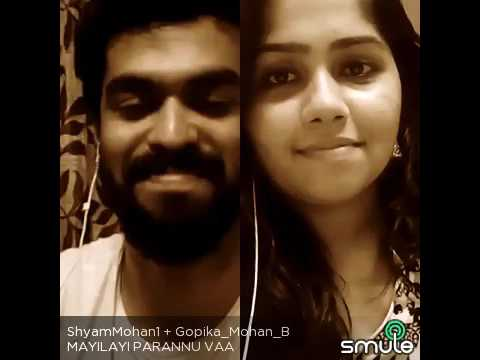 Best smule-mayilai parannu vaa