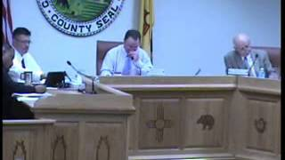June 26 Grant County Commission meeting