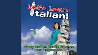 01 Welcome & Italian Greetings