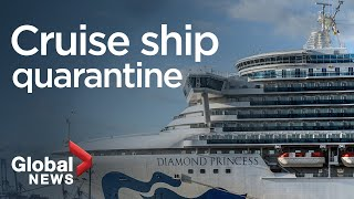 "Coronavirus outbreak: Doctor decries ""completely inadequate"" cruise ship quarantine in Japan"