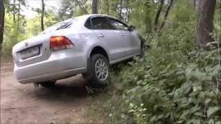 Продолжение про колёса 195 65 R15 на фольксваген поло седан. Испытание колёсных арок.
