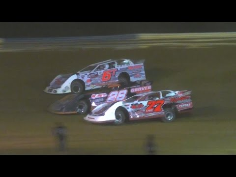 ULMS Super Late Model Feature | Tyler County Speedway | Earl Hill Memorial | 4-16-16