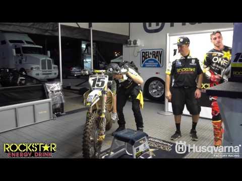 Few words on Dallas Rockstar Energy Husqvarna Factory Racing