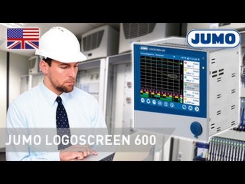 Connection and commissioning JUMO LOGOSCREEN 600 | JUMO | EN