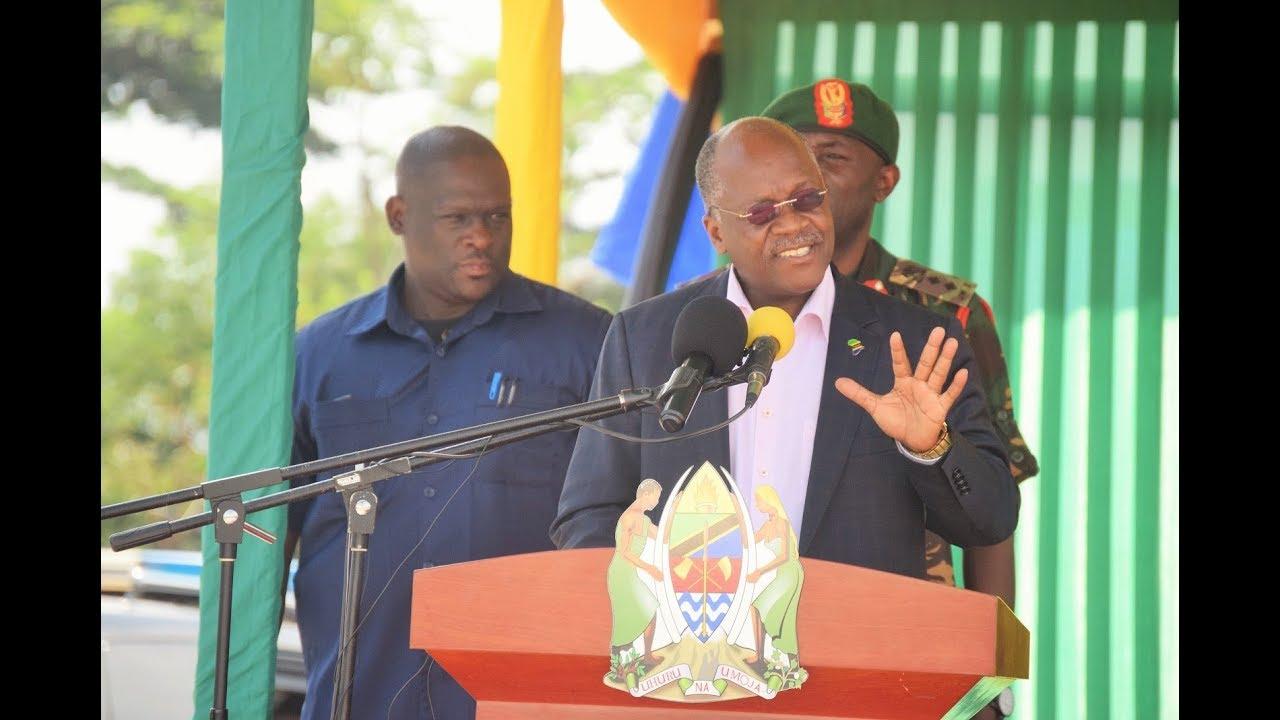 LIVE: Magufuli/ Kikwete/ Mkapa/ Mwinyi/ Ikulu Chamwino ...